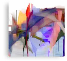 Abstract Series 7 Canvas Print