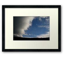 Kite #1 Framed Print