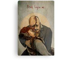 Frankenstein- Paradise Lost Metal Print