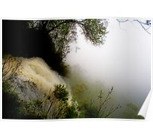 Purlingbrook Falls Poster