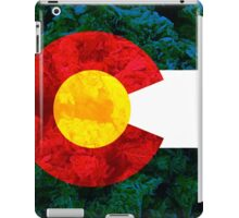 Colorado Chronic Flag iPad Case/Skin
