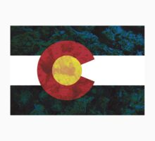 Colorado Chronic Flag by PresentDank