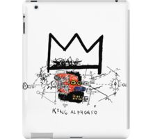 King Alphonso iPad Case/Skin