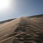 Sand Dune by Thomas Entwistle