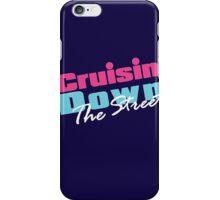 Cruisin Down The Street  iPhone Case/Skin