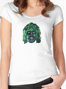 I'm Old Gregg - The Mighty Boosh Women's Fitted Scoop T-Shirt