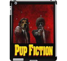 Pup Fiction iPad Case/Skin
