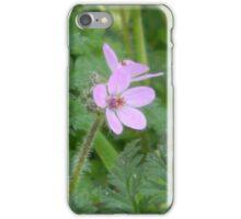 Pin Clover iPhone Case/Skin