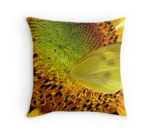 Nectar Paradise Throw Pillow