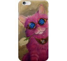 Beauty Punk iPhone Case/Skin
