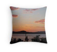 A Sunrise #1 Throw Pillow