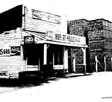Hurbert Hillis Gro. McMinnville TN by © Joe  Beasley IPA
