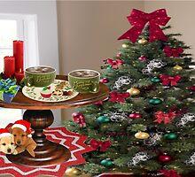 Christmas  by Jandzart013