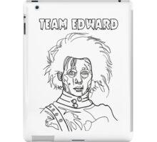 Team Edward iPad Case/Skin