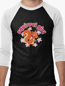 Squirrel Girl Men's Baseball ¾ T-Shirt