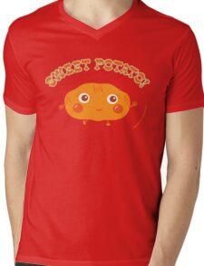 Sweet Potato Mens V-Neck T-Shirt