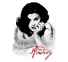 Twin Peaks - Audrey Photographic Print