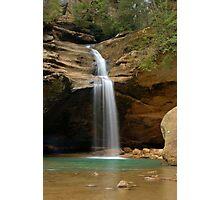The upper falls Photographic Print