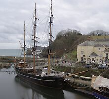 "Charlestown ""Cornwall"" by ibrookes"