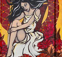 Goddess 3 of 6   by Samantha Churchill
