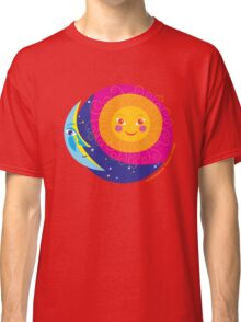 Sun Moon Classic T-Shirt