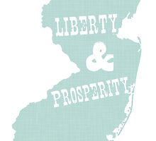New Jersey State Motto & Slogan by surgedesigns