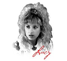 Twin Peaks - Lucy Photographic Print