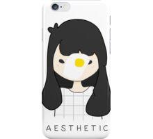 Eggsthetic iPhone Case/Skin