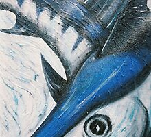 Sailfish   by Samantha Churchill