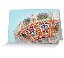 Summer Story Greeting Card