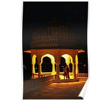 Jal Mahal, Jaipur, India Poster