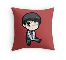 Kaneki Ken (Tokyo Ghoul) Throw Pillow
