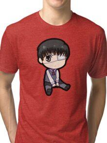 Kaneki Ken (Tokyo Ghoul) Tri-blend T-Shirt