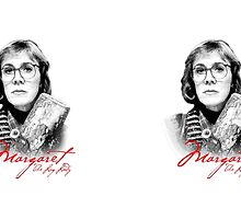 Twin Peaks - Margaret (The Log Lady) by DCdesign