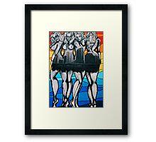 Tampa Women   Framed Print
