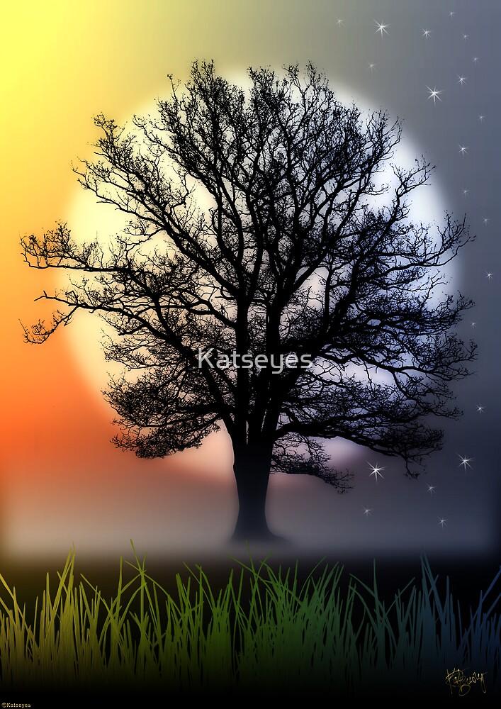 THE OAK TREE by Katseyes