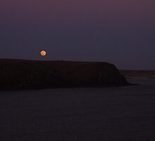 Lanzarote Sunset by Lindymrb