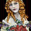 Little Red Head Girl by Patricia Anne McCarty-Tamayo