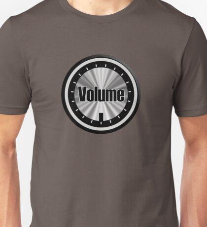 Volume Knob Unisex T-Shirt