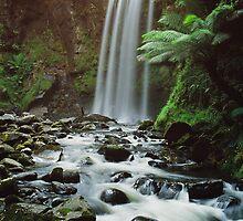 Hopetoun Falls by Travis Easton