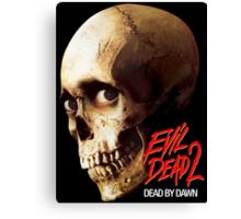 EVIL DEAD 2 Canvas Print