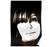 Katy Portrait Poster