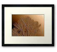 In Another Land Framed Print