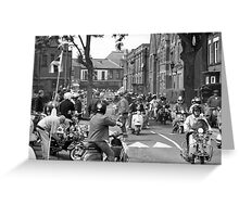 we are the mods we are the mods we are we are we are the MODS  Greeting Card