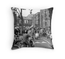 we are the mods we are the mods we are we are we are the MODS  Throw Pillow