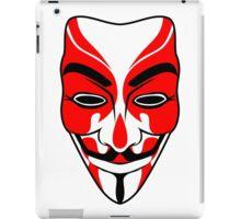 Vendetta Kabuki iPad Case/Skin