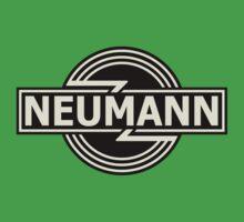 Vintage Neumann Horizontal by mayala