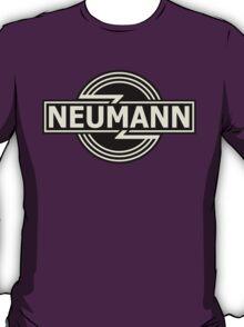 Vintage Neumann Horizontal T-Shirt