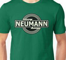 Vintage Neumann Horizontal Unisex T-Shirt