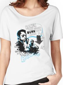 Go Tell it On The Mountain. James Baldwin Women's Relaxed Fit T-Shirt